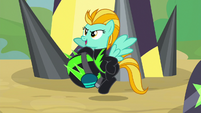 """Lightning Dust """"in just a moment"""" S8E20"""