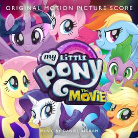 MLP The Movie Original Motion Picture Score cover.jpg