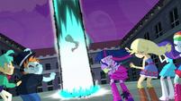 Pillar of magic light EG