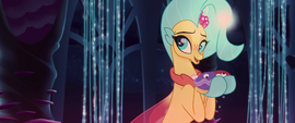 """Princess Skystar """"it's probably for the best"""" MLPTM"""