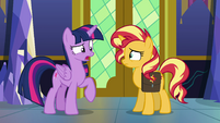 "Princess Twilight ""might be able to help"" EGFF"