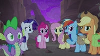 """Rainbow """"maybe he was wrong"""" S8E25"""
