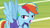 """Rainbow Dash """"oh, forget it"""" S8E17"""