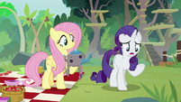 """Rarity """"all three of my Manehattan assistants"""" S8E4"""