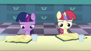 S05E12 Twilight i Moondancer jako źrebięta
