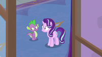 """Spike """"I wouldn't count on it"""" S8E15"""