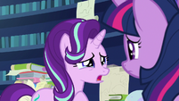 "Starlight ""I might've been banished to limbo"" S7E26"