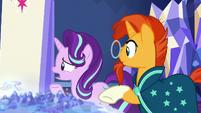 Starlight Glimmer unsure of Twilight's idea S7E25