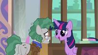"Twilight ""of course, Professor Fossil!"" S8E21"
