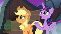 """Twilight """"they must look different now"""" S8E21"""