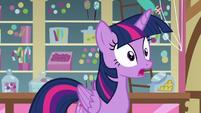 Twilight Sparkle -are you two...-!- S5E19