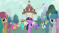Twilight singing -for absolute certain- S03E13