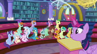 Young Six at the center of attention S8E15