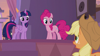 """Applejack """"about that..."""" S9E17"""