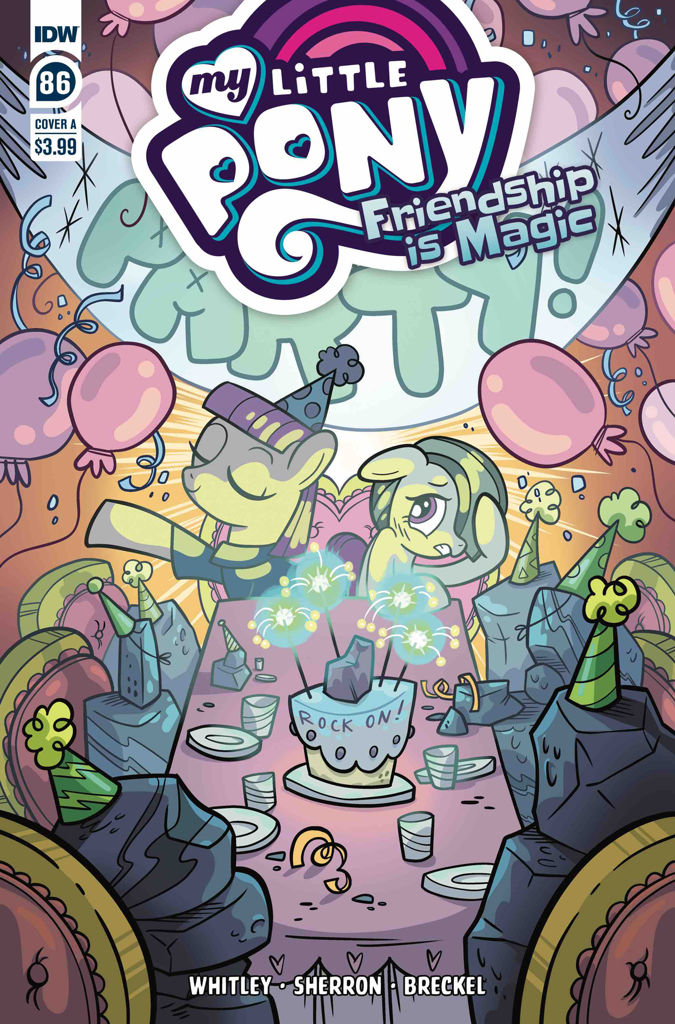 Friendship is Magic Issue 86