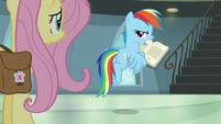 "Rainbow Dash ""a bad one"" S9E21"