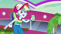 "Rainbow Dash ""better than okay!"" EGSB"
