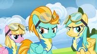 Rainbow Dash trys reasoning 2 S3E07