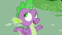 """Spike """"but not for your head"""" S8E24"""
