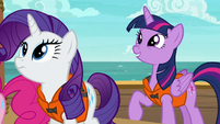 Twilight --accidentally knocked over your boat-- S6E22