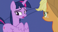 """Twilight Sparkle """"any other suggestions?"""" S8E7"""