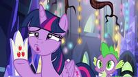 """Twilight Sparkle """"soooo..."""" S9E13"""