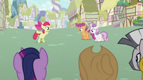 Apple Bloom 'I'm great' S2E06