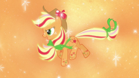 Applejack's Rainbow Power form S4E26