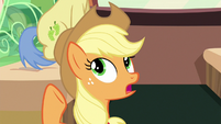"""Applejack """"get serious and play hard"""" S6E18"""