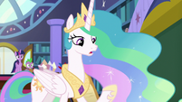 """Celestia """"if there's anything I can do"""" S8E7"""