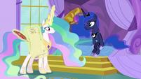Celestia and Luna have different desires S9E13