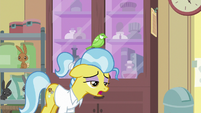 Dr. Fauna sighs heavily again S7E5