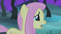 """Fluttershy """"but I didn't try to eat ponies"""" S4E07"""