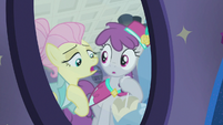 """Fluttershy """"play on the old standard"""" S8E4"""
