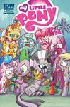 Friends Forever issue 21 sub cover