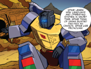 MLP Transformers issue 2 Grimlock