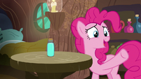"""Pinkie Pie """"I can take a hint"""" S7E19"""