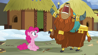 """Prince Rutherford shouting """"horn bump!"""" S7E11"""