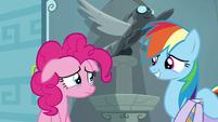 "Rainbow Dash ""I'm not leaving Ponyville"" S6E7"