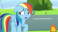 """Rainbow Dash """"I can just come back later"""" S6E7"""