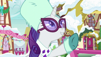 "Rarity ""in Equestria"" MLPBGE"