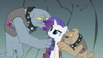 Rarity 'When was the last time you two had a manicure-' S1E19