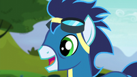 """Soarin """"the most talented flyer we've ever had!"""" S6E7"""