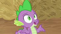"Spike ""what if love isn't real at all?"" S8E10"