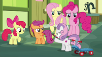 "Sweetie Belle ""I'm not talking to either one of you"" S8E12"