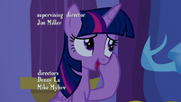 """Twilight """"I used to get terrible breakouts"""" S8E11"""