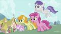 201px-S2E06 Ponies watching