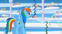 A Celebrated Rainbow Dash S1E16