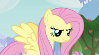 Fluttershy shocked -such language!- S03E10