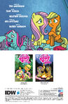 Friends Forever issue 23 credits page